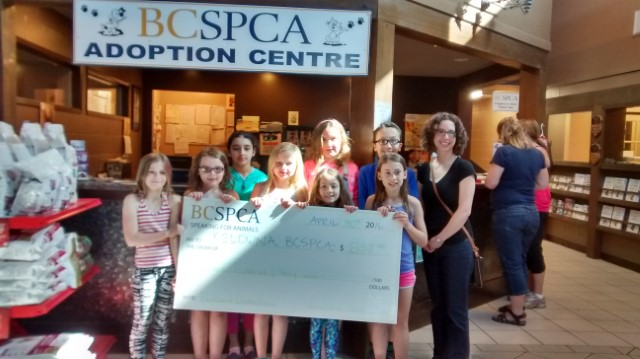 National Cupcake Day Fundraiser for the BCSPCA